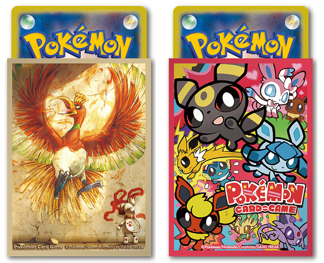 Pokemon Design Card Sleeves