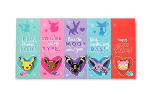 U S Pokemon Center Valentine S Day Promotion Mikitzune