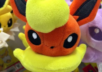 Flareon Mascot Plush