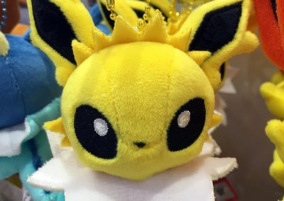 Jolteon Mascot Plush
