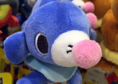 Popplio Mascot Plush