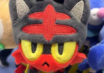 Litten Mascot Plush