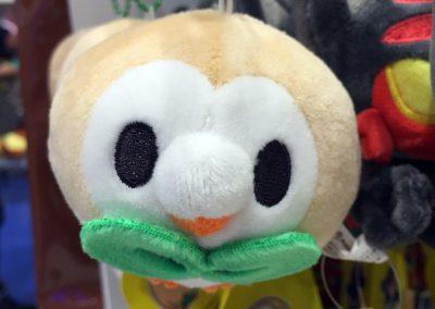 Rowlet Mascot Plush