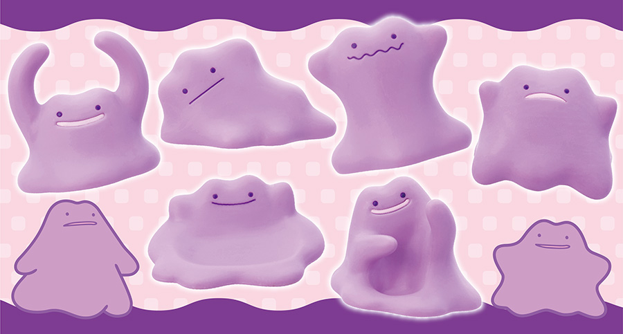 Ditto With You Gacha