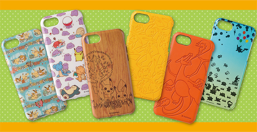 Pokemon Center iPhone Shell Cases