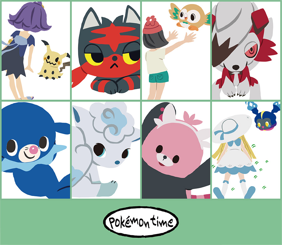 Pokemon Center Pokemon Time Vol 11