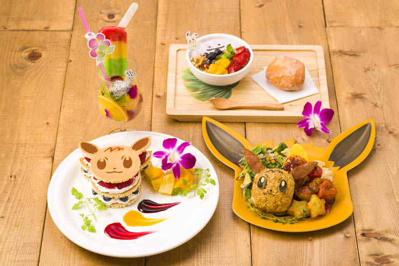 Pokemon Center Official Cafe