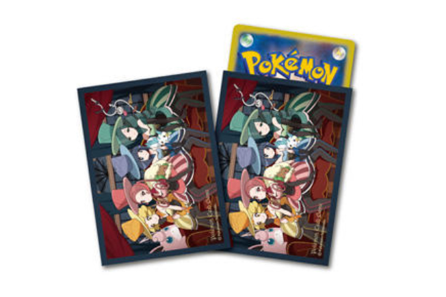 Pokemon TCG Battle Chatelaine Card Sleeves