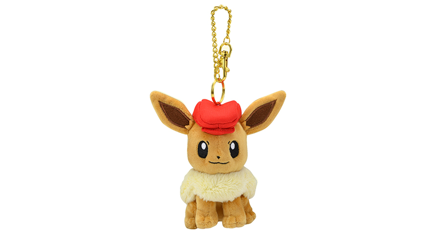 Pokemon Center Pokemon Cafe Eevee Mascot