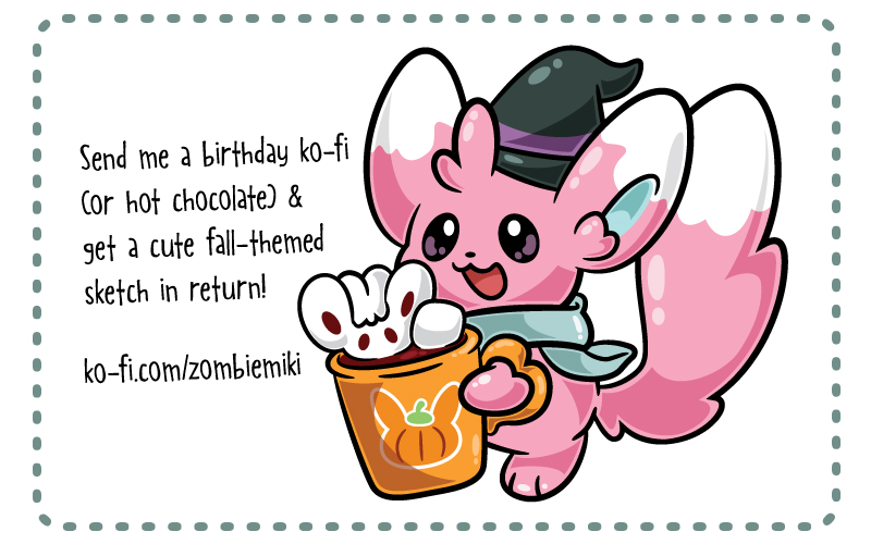 Mikitzune Minccino Chillarmy Coffee