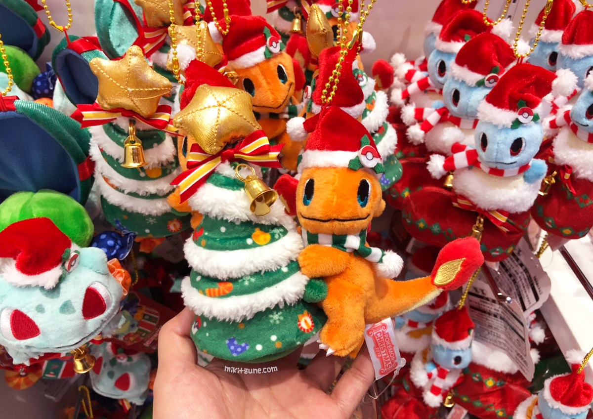 Pokemon Christmas 2018 + Pokemon Center 2018 Winter ...