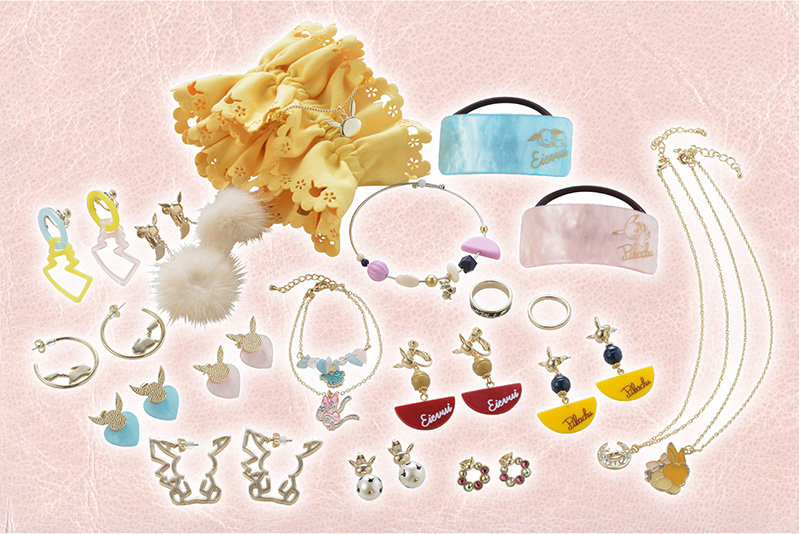 Pokemon Center Accessories