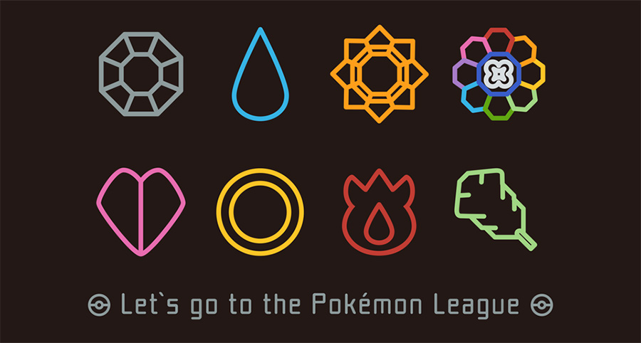 Pokemon Center Pokemon League Merchandise