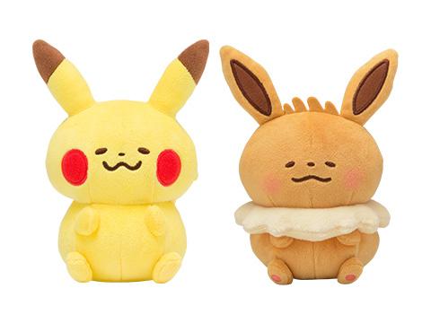 Pokemon Yurutto Plush