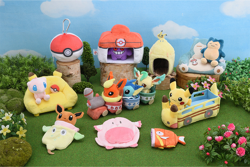 Pokemon Center Pokedoll Mascot