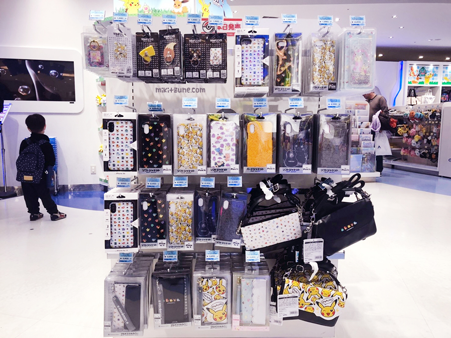 Pokemon Center Phone Case Accessories
