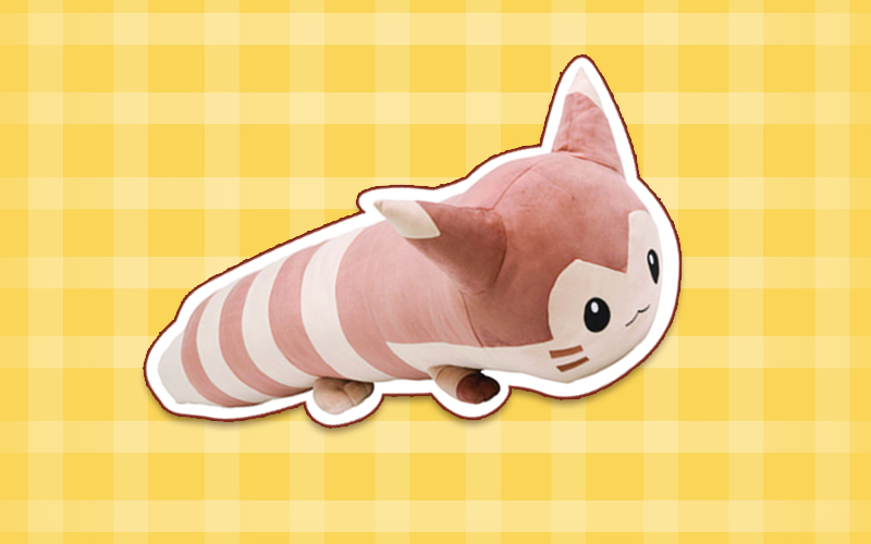 Pokemon Center Furret 1:1 Plush