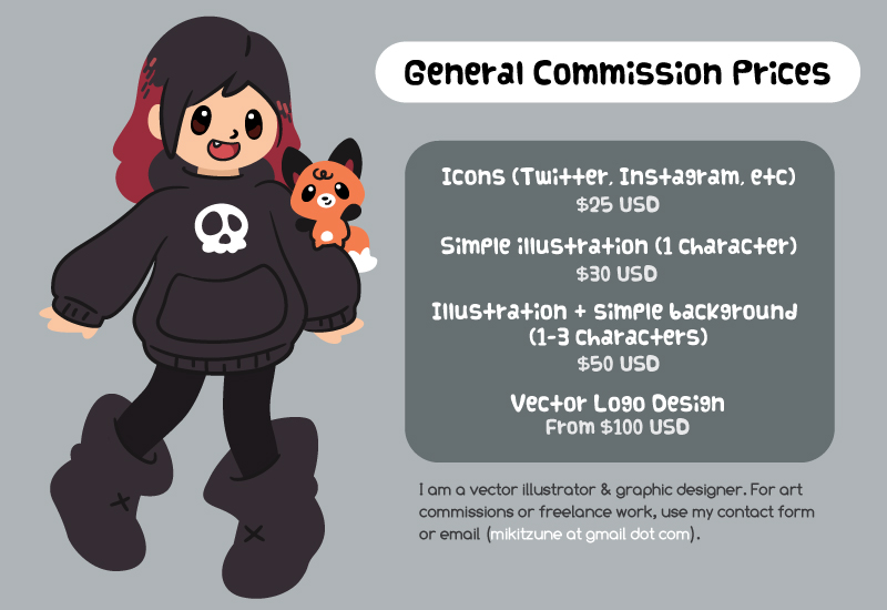Commission Work