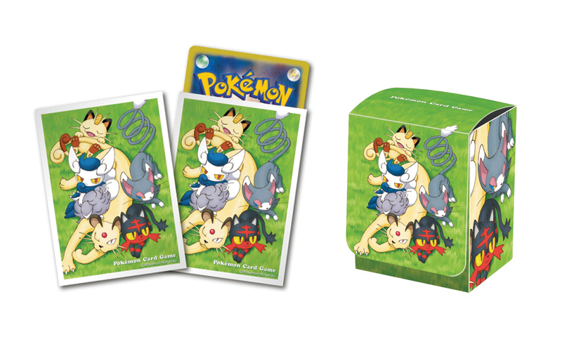 Pokemon Center TCG Card Sleeves