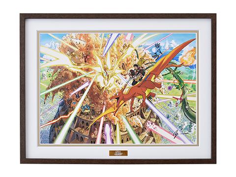 Pokemon Center EX Drawing Yusuke Murata