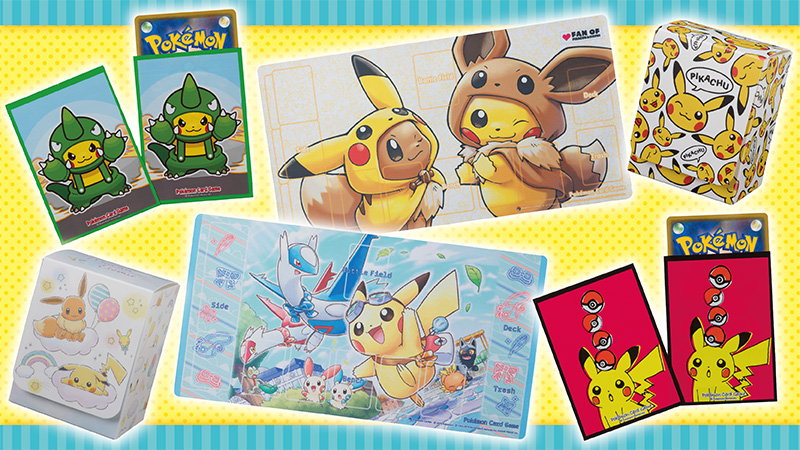 Pokemon Center Pokemon TCG Card Sleeves