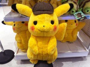 Pokemon Center Detective Pikachu