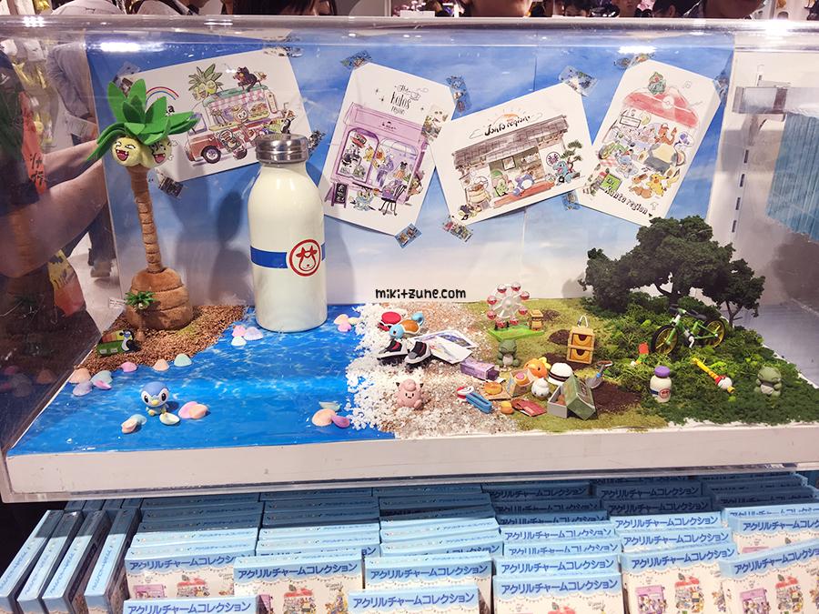 Pokemon Center Pokemon World Market