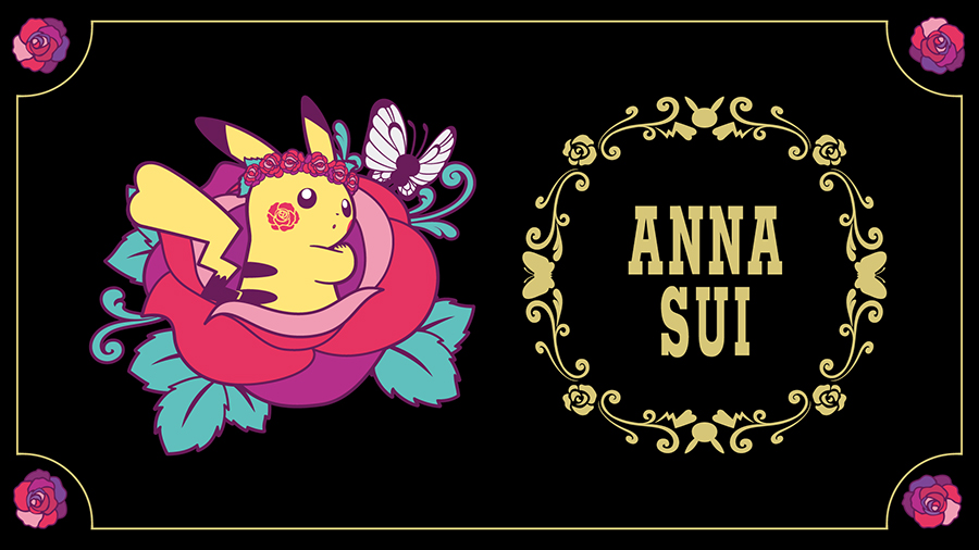 Pokemon Center Anna Sui Pikachu