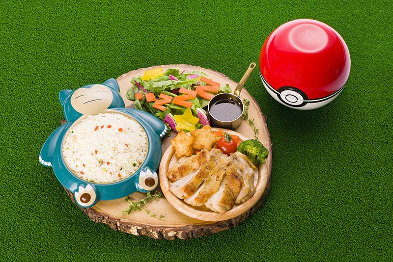 Pokemon Center Cafe Snorlax