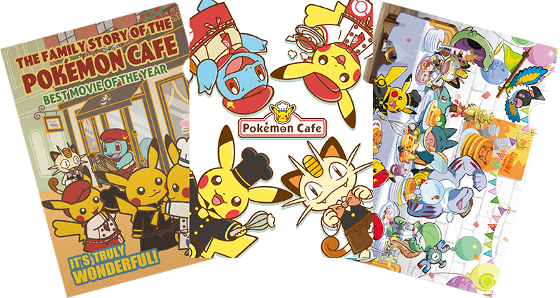 Pokemon Center Cafe Osaka