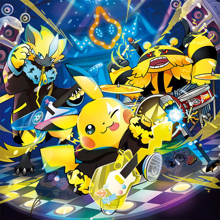 Pokemon Center Pokemon Rock Festival