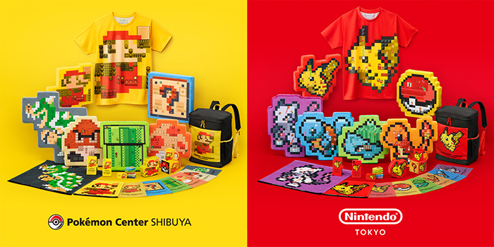 Pokemon Center Nintendo Tokyo Collaboration
