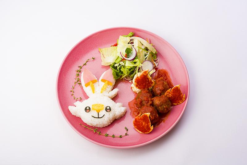 Pokemon Center Cafe Scorbunny