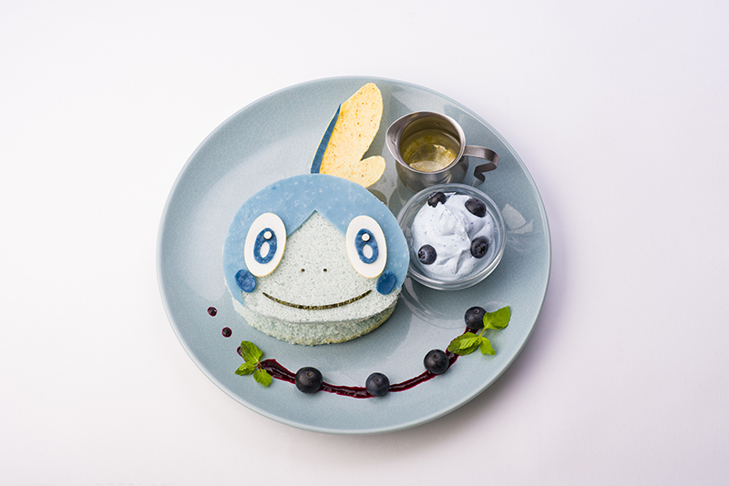 Pokemon Center Cafe Sobble