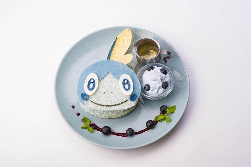 Pokemon Center Cafe Sobble